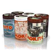 Caffé MOKITO - Collection, set 6 ks plechovek á 250 g